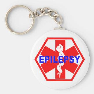 EPILEPSY MEDICAL ID KEY CHAINS