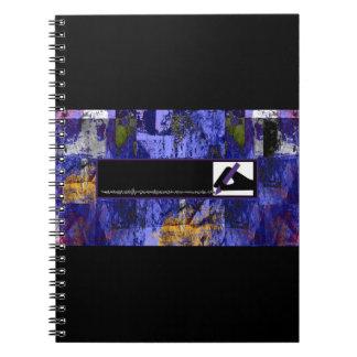 Epilepsy / Seizure or Migraine Journal Spiral Note Books