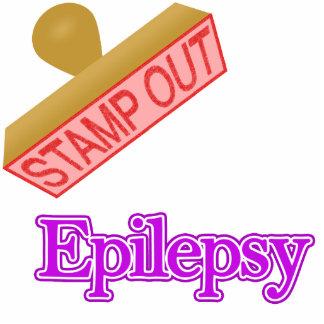 Epilepsy Standing Photo Sculpture