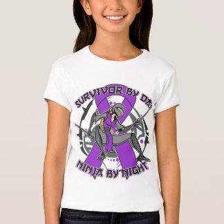 Epilepsy Survivor By Day Ninja By Night Shirts
