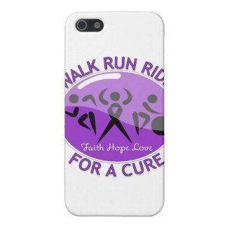 Epilepsy Walk Run Ride For A Cure Cover For iPhone 5