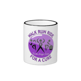 Epilepsy Walk Run Ride For A Cure Mugs