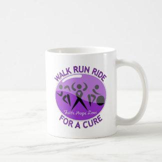 Epilepsy Walk Run Ride For A Cure Coffee Mug