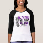 Epilepsy Warrior T-shirts