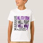 Epilepsy Warrior Tshirts