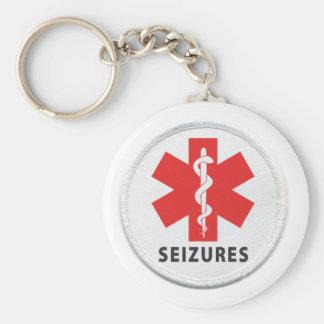 epileptic key ring
