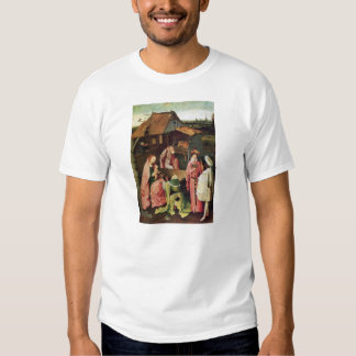 Epiphany by Hieronymus Bosch Tee Shirt