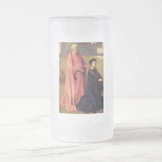 Epiphany-Triptych of St. Peter and Donors Coffee Mugs