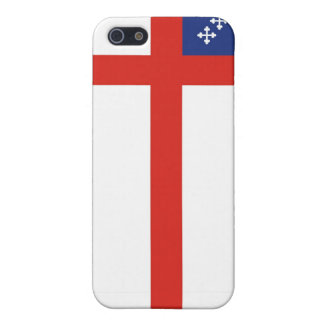 episcopal flag church religion cross god iPhone 5 cover