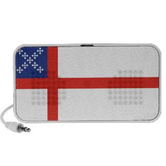 episcopal flag church religion cross god iPhone speaker