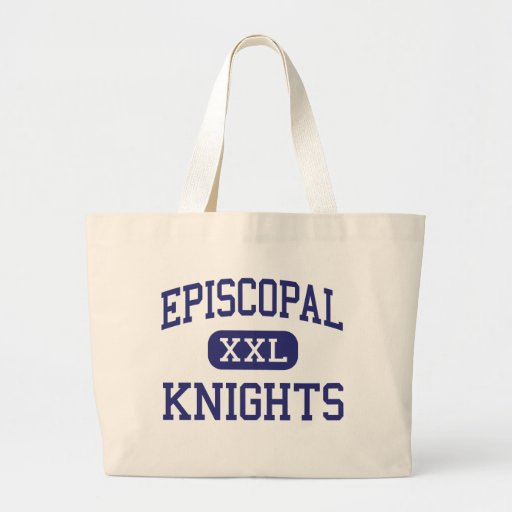 Episcopal - Knights - High School - Bellaire Texas Bags