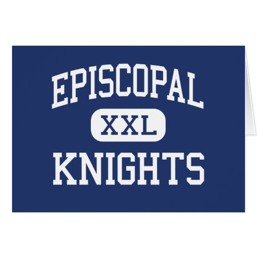 Episcopal - Knights - High School - Bellaire Texas Cards