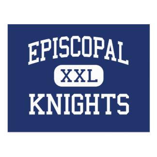 Episcopal - Knights - High School - Bellaire Texas Postcard