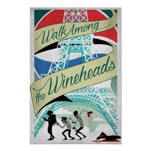 Episode 27 - Wineheads Poster