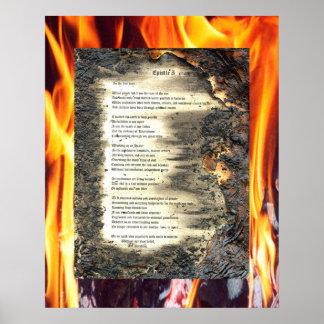Epistle 1 poster