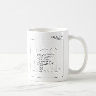 Epitaph Basic White Mug