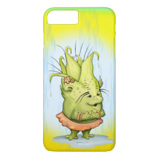 EPIZELE ALIEN CARTOON Apple iPhone 7 Plus iPhone 8 Plus/7 Plus Case