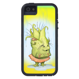EPIZELE ALIEN CARTOON iPhone SE + iPhone 5/5S T XT Tough Xtreme iPhone 5 Case