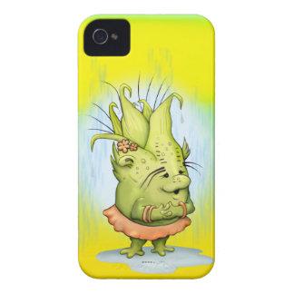 EPIZELE CUTE ALIEN CARTOON iPhone 4 iPhone 4 Cover
