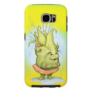 EPIZELE CUTE ALIEN CARTOON Samsung Galaxy S6 TOUGH Samsung Galaxy S6 Cases