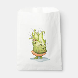 EPIZELLE ALIEN CARTOON  bag White Favor