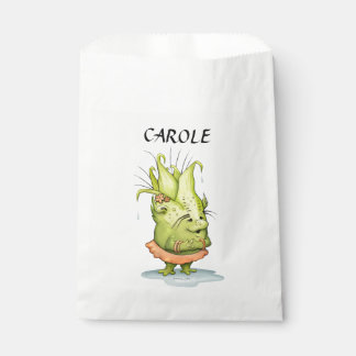 EPIZELLE ALIEN CARTOON  bag White Favor 2