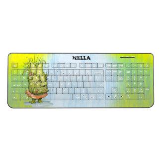 EPIZELLE ALIEN Custom Wireless Keyboard 1