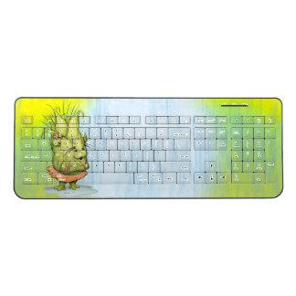 EPIZELLE ALIEN Custom Wireless Keyboard 2