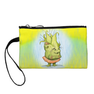 EPIZELLE CARTOON Key Coin Clutch