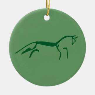 Epona Christmas Ornament