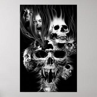 Epouvante d Halloween - Posters