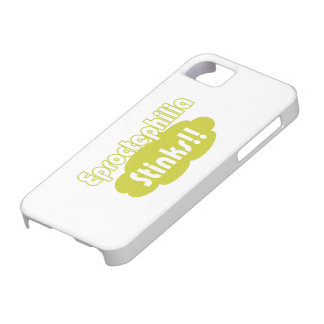 Eproctophilia Stinks!! Case For The iPhone 5