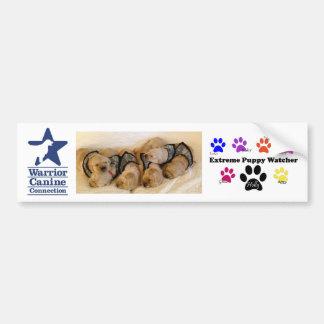 EPW Holly's Half Dozen bumper sticker