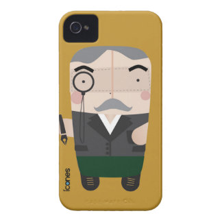 EQ - Icons Collecting People iPhone 4 Cover