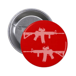 Equal gun rights ar15 buttons