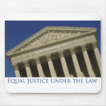 Equal Justice Under the Law Mouse Pad