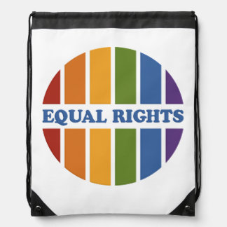 Equal Rights backpack