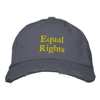"""""""Equal Rights"""" Cap Baseball Cap"""