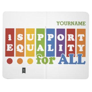 Equal Rights custom pocket journal