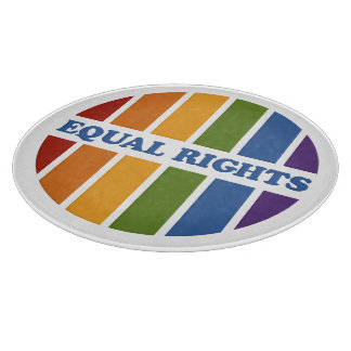 Equal Rights cutting board