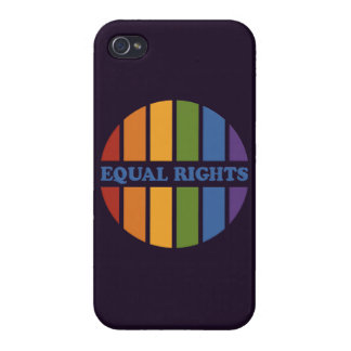 Equal Rights iPhone case iPhone 4/4S Covers