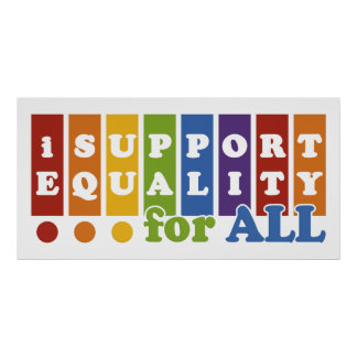 Equal Rights poster