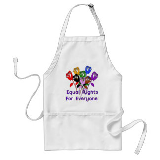 Equal Rights Standard Apron