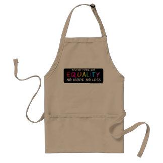 Equality Apron