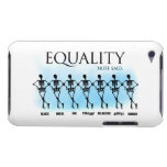 Equality Barely There iPod Cases