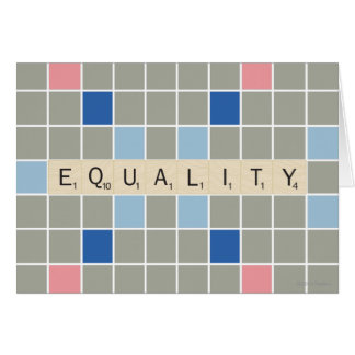 Equality Card