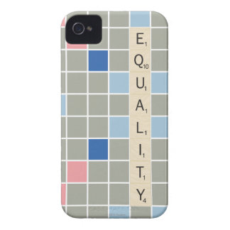 Equality iPhone 4 Cases