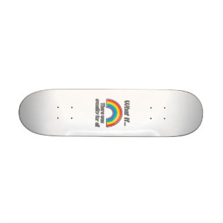 Equality for all skateboard deck