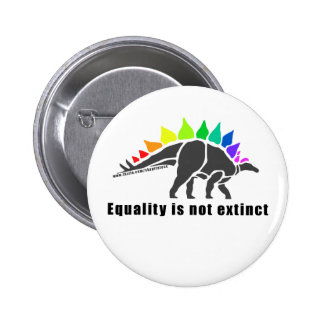 Equality is not Extinct Button
