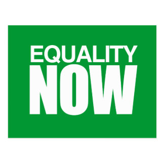 EQUALITY NOW -.png Postcard